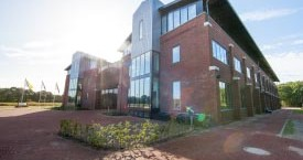 Nieuwbouw van het Agrifirm hoofdkantoor te Apeldoorn